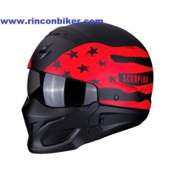 CASCO SCORPION EXO-COMBAT ROOKIE