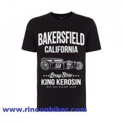 "CAMISETA KING KEROSIN ""BAKERSFIELD"""