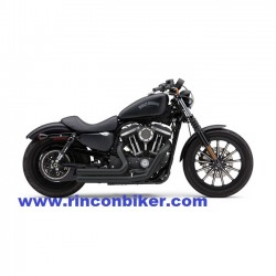 ESCAPES COBRA 909 PARA SPORTSTER DE 2004 A 2013