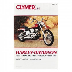 MANUAL DE TALLER DE EVOLUTION SOFTAIL 1984-1999