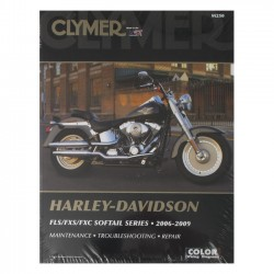 MANUAL DE TALLER DE SOFTAIL 2006-2009