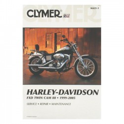 MANUAL DE TALLER DE TWIN CAM DYNA GLIDE 1999-2005