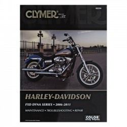 MANUAL DE TALLER DE TWIN CAM DYNA GLIDE 2006-2011