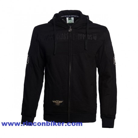 "SUDADERA WCC ""BLACK LABEL"""