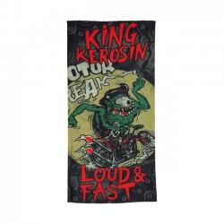 "TUNEL MICROFIBRA COOLMAX ""LOUD AND FAST"" DE KING KEROSIN"