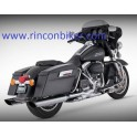 TWIN SLASH SLIP ON MUFFLERS HOMOLOGADO