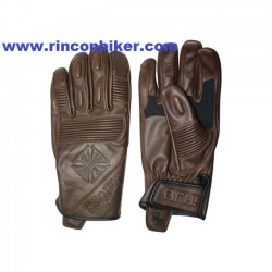GUANTES WCC BFU RIDING MARRON